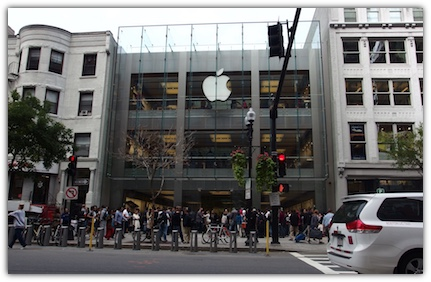 Boston Apple Store
