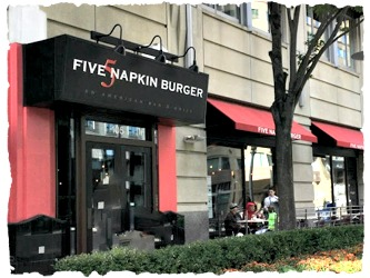 Five Napkin Burger Boston