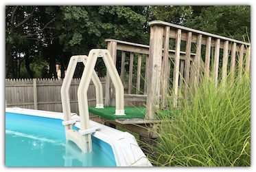 VinylWorks Pool Ladder