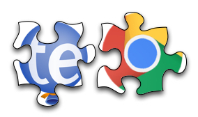 TE Chrome Puzzle