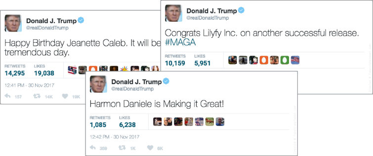 Trump Tweets Quotes