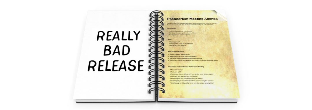 Bad Release Book