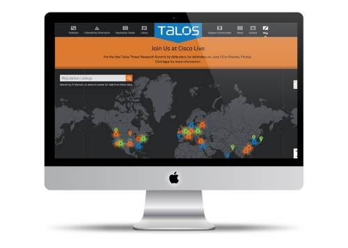 Cisco Talos Monitor