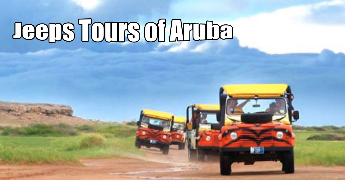Jeep Aruba Tours