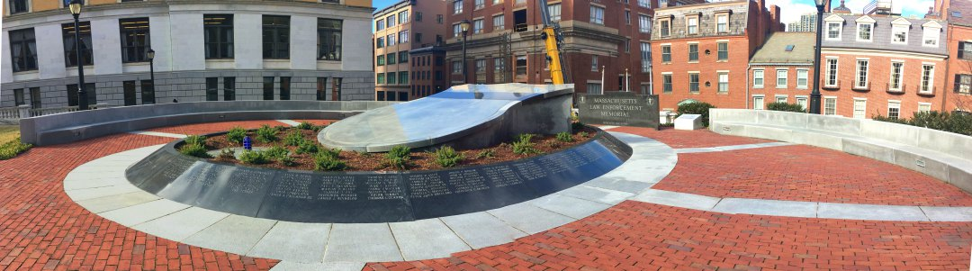 Massachusetts Law Enforcement Memorial
