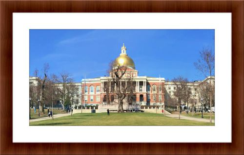 State House Frame