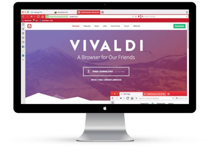 Vivaldi Display
