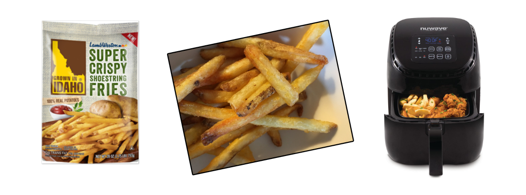 Yummy Fries