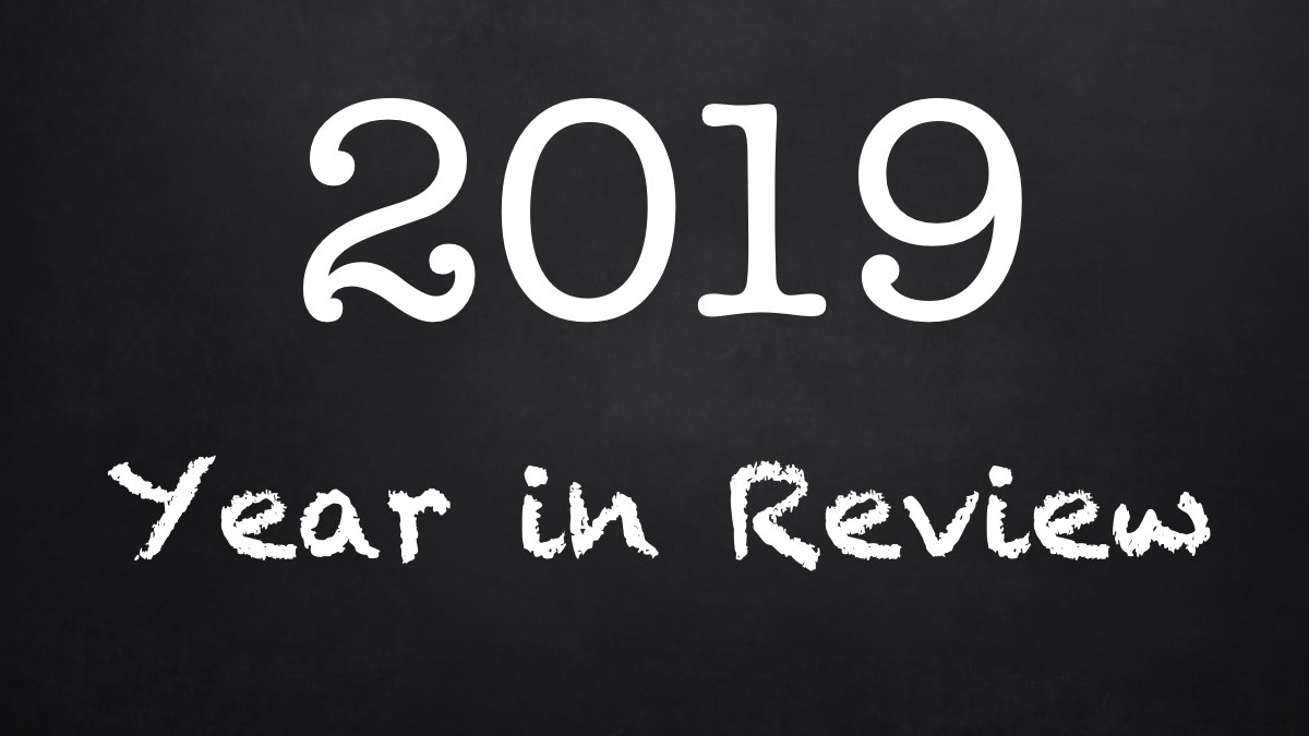 2019 Year Review