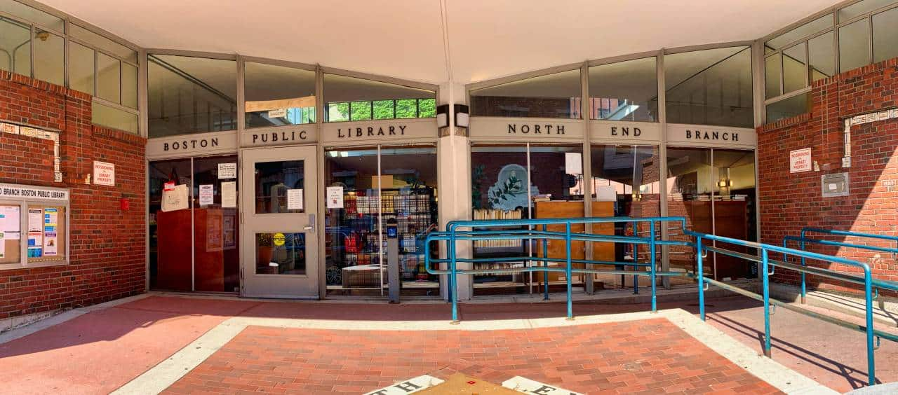 North End Library Branch2019
