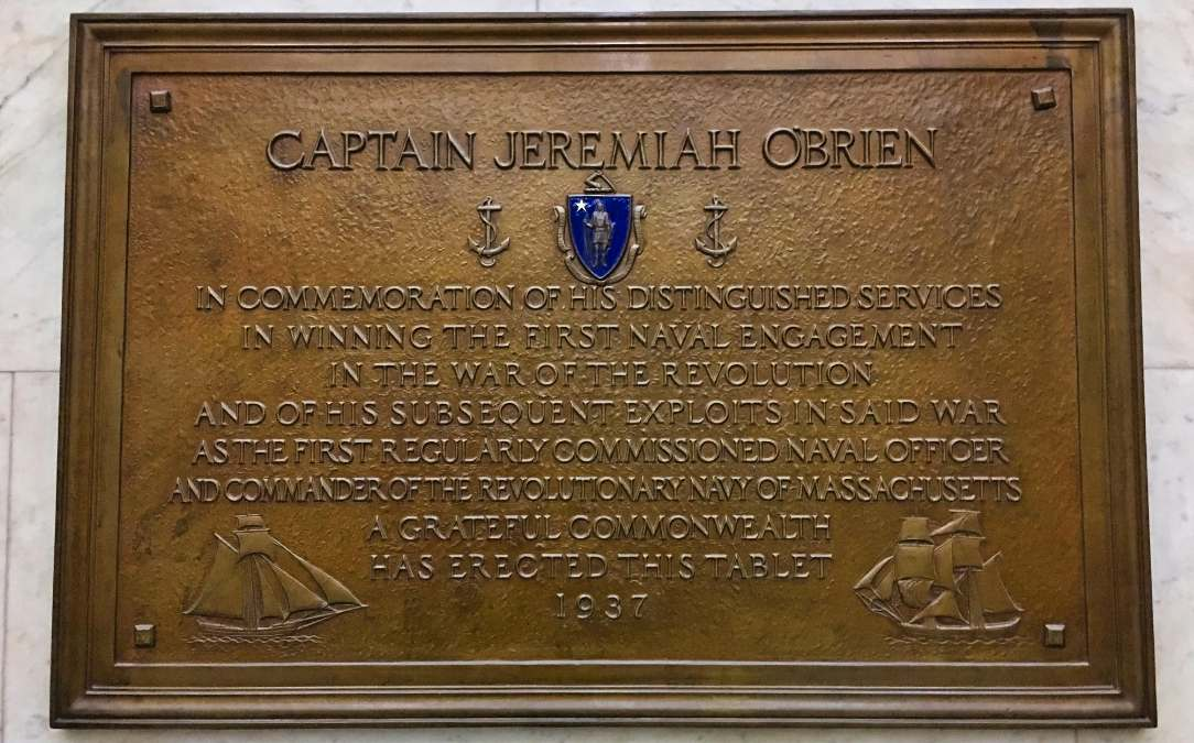 Captain Jeremiah Tablet