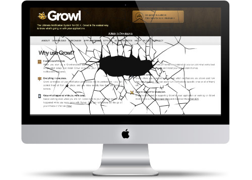 Growl Website