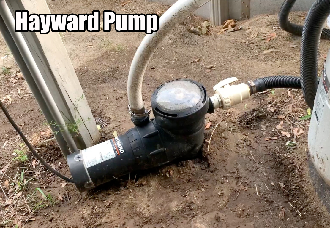Hayward Pump Leak Mobile