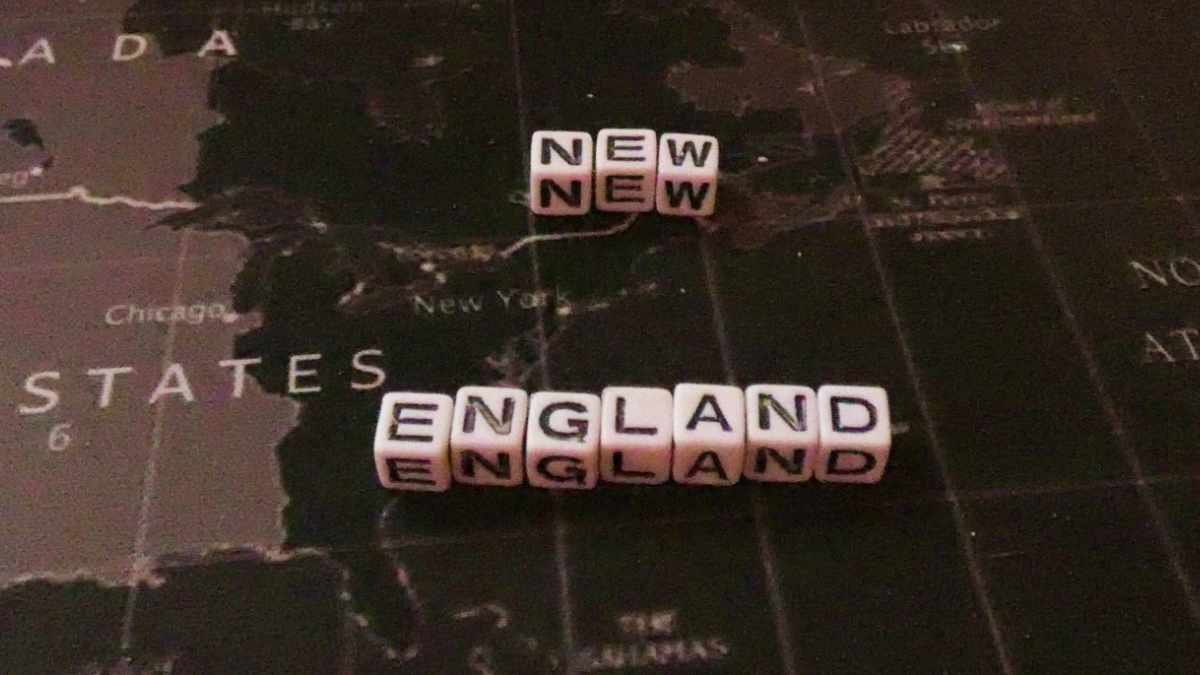 New England Desktop