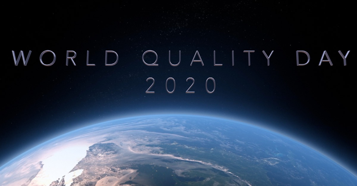 World Quality Day2020