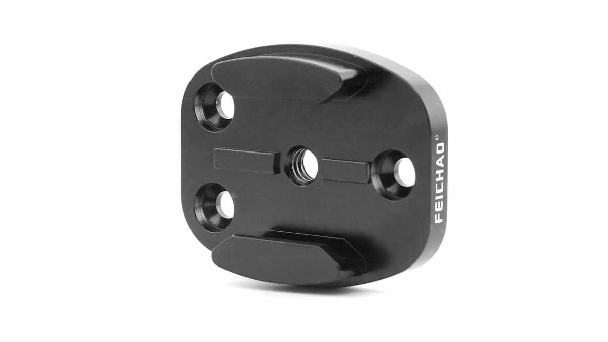 Go Pro Quick Release Plate
